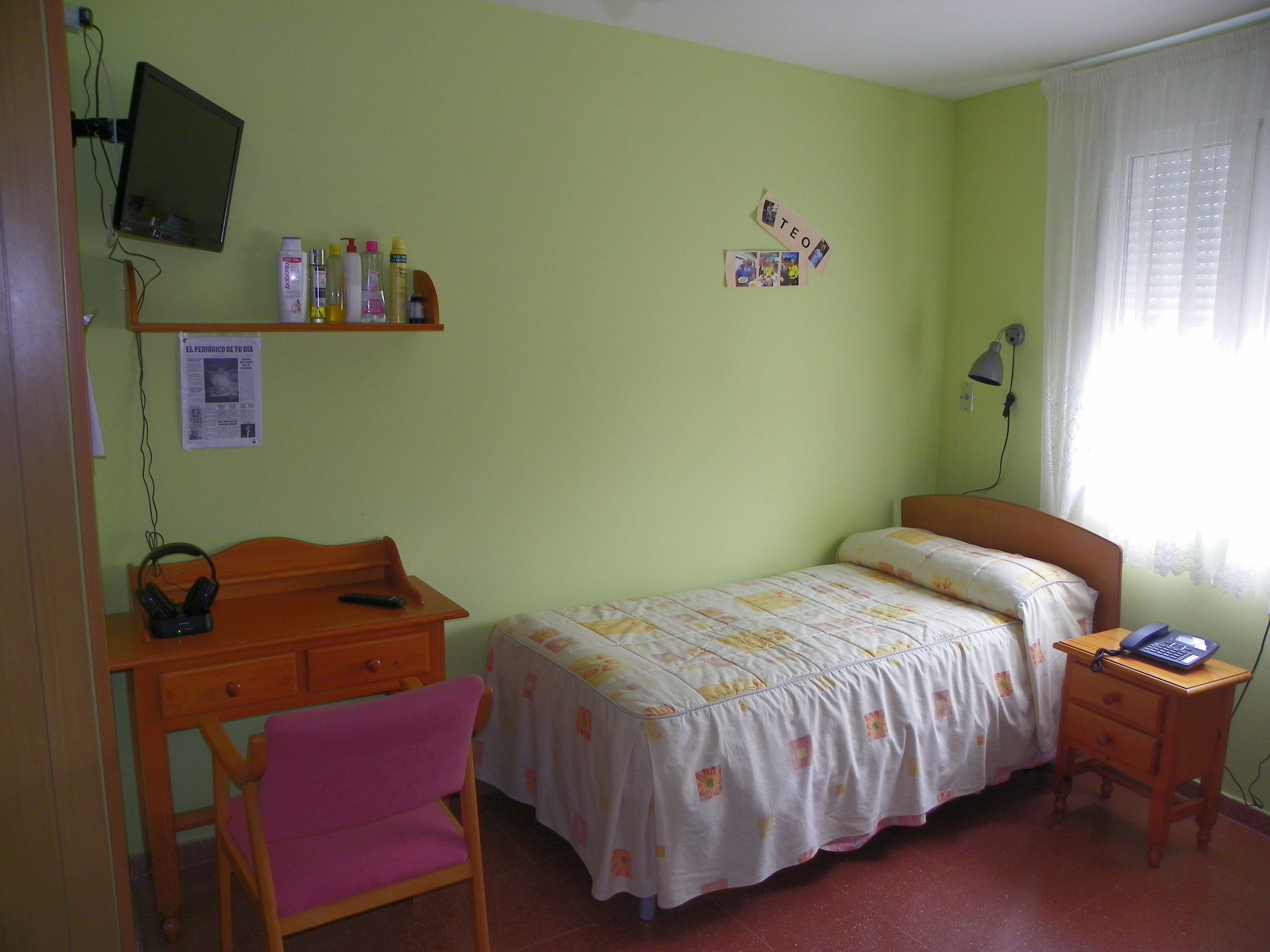 Foto 1 de Residencias geriátricas en Zaratán | Residencia para Personas Mayores Santa Ana