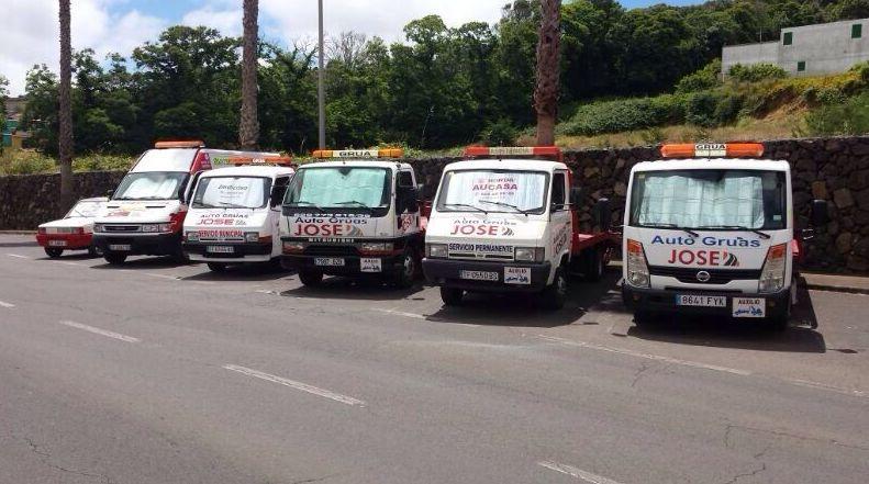 Foto 24 de Grúas para vehículos en El Sauzal | Auto Grúas Jose