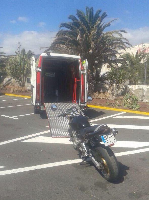 Foto 26 de Grúas para vehículos en El Sauzal | Auto Grúas Jose
