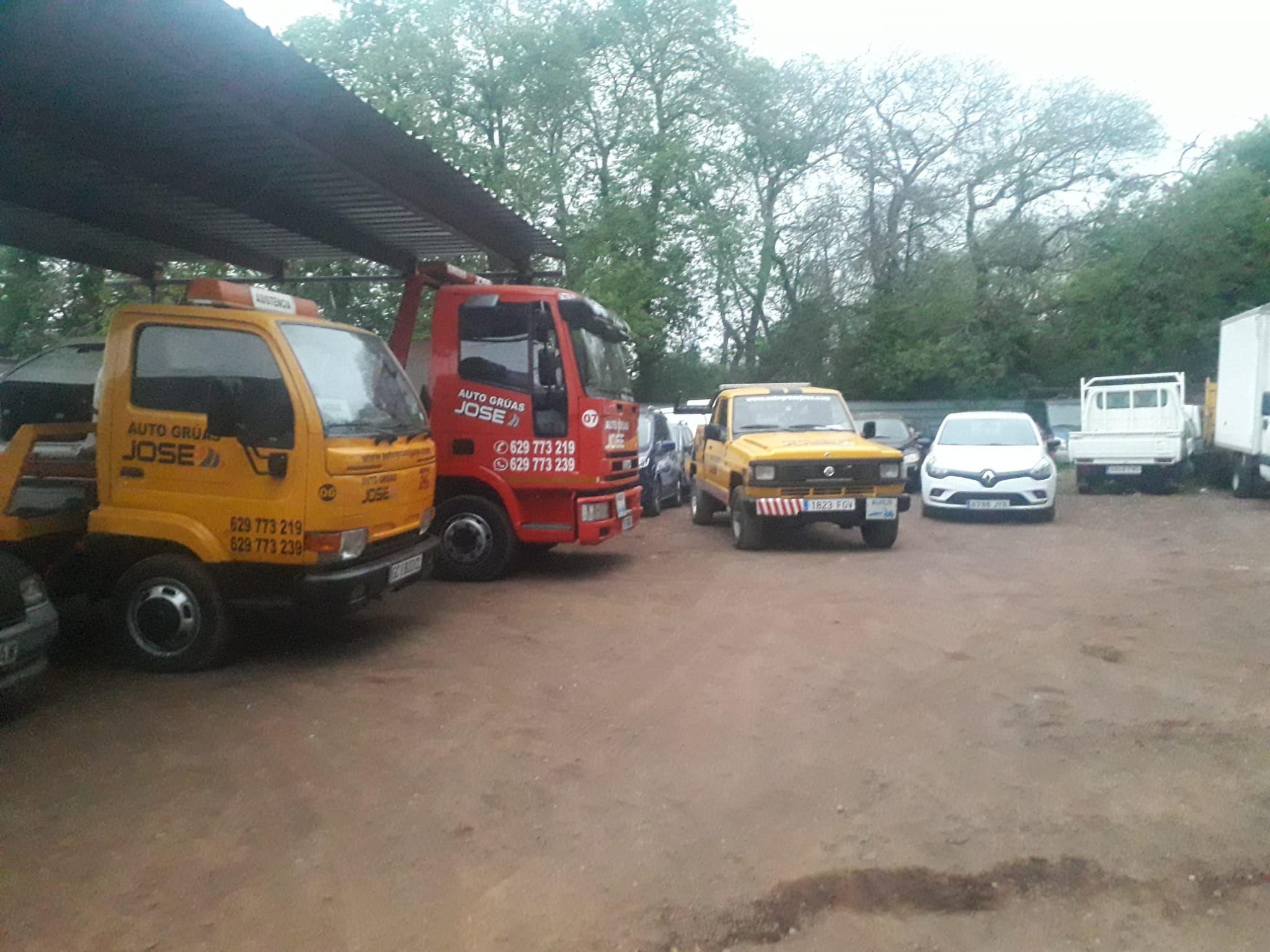 Foto 14 de Grúas para vehículos en El Sauzal | Auto Grúas Jose