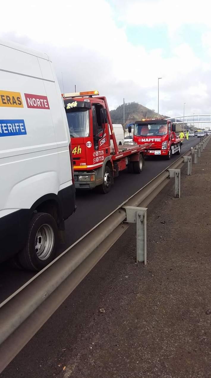 Foto 15 de Grúas para vehículos en El Sauzal | Auto Grúas Jose