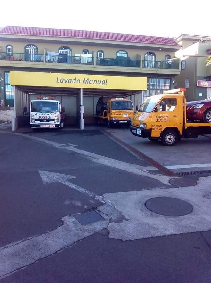 Foto 18 de Grúas para vehículos en El Sauzal | Auto Grúas Jose