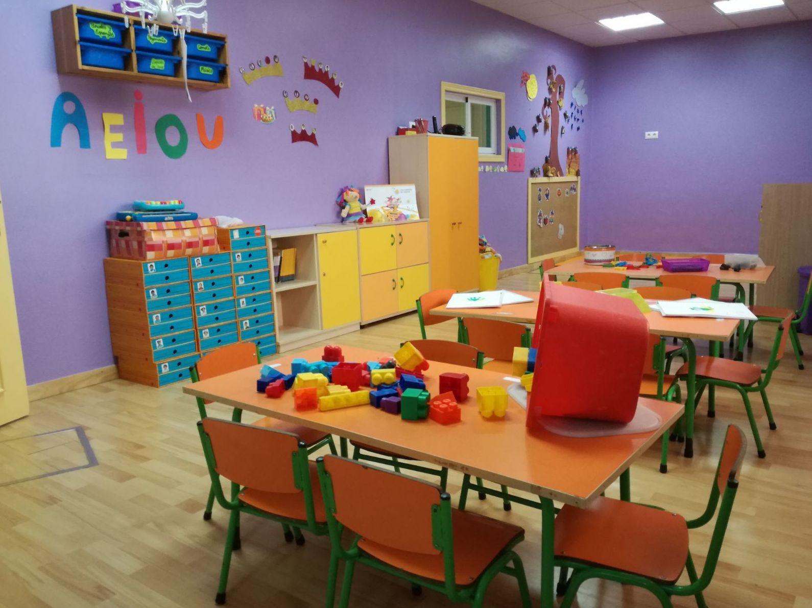 Foto 5 de Escuelas infantiles en Umbrete | Pipiolos Escuela Infantil