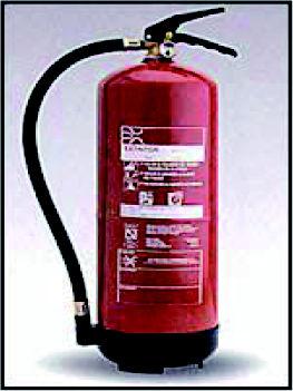 Foto 2 de Extintores y material contra incendios en Algete | R. Ruiz Extintores