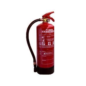 Extintores de polvo polivalente ABC