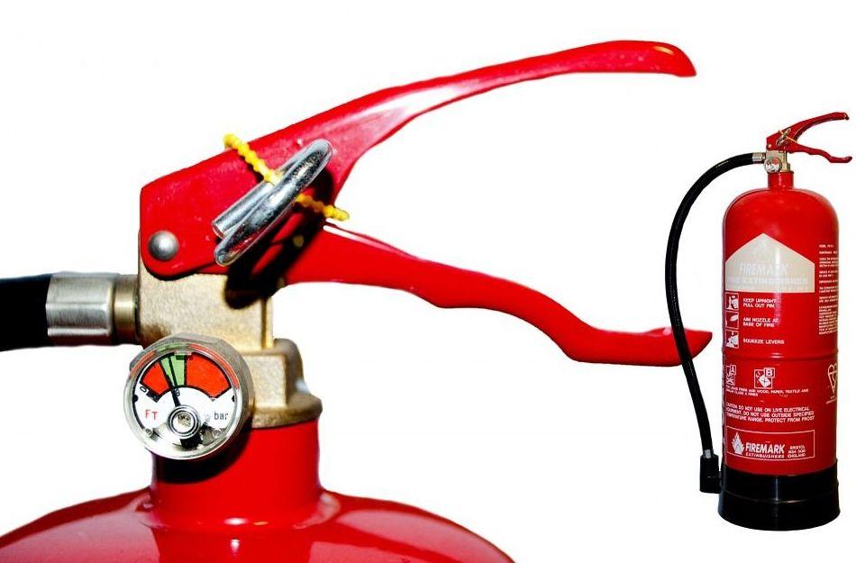 Extintores contra incendios: elemento esencial de seguridad