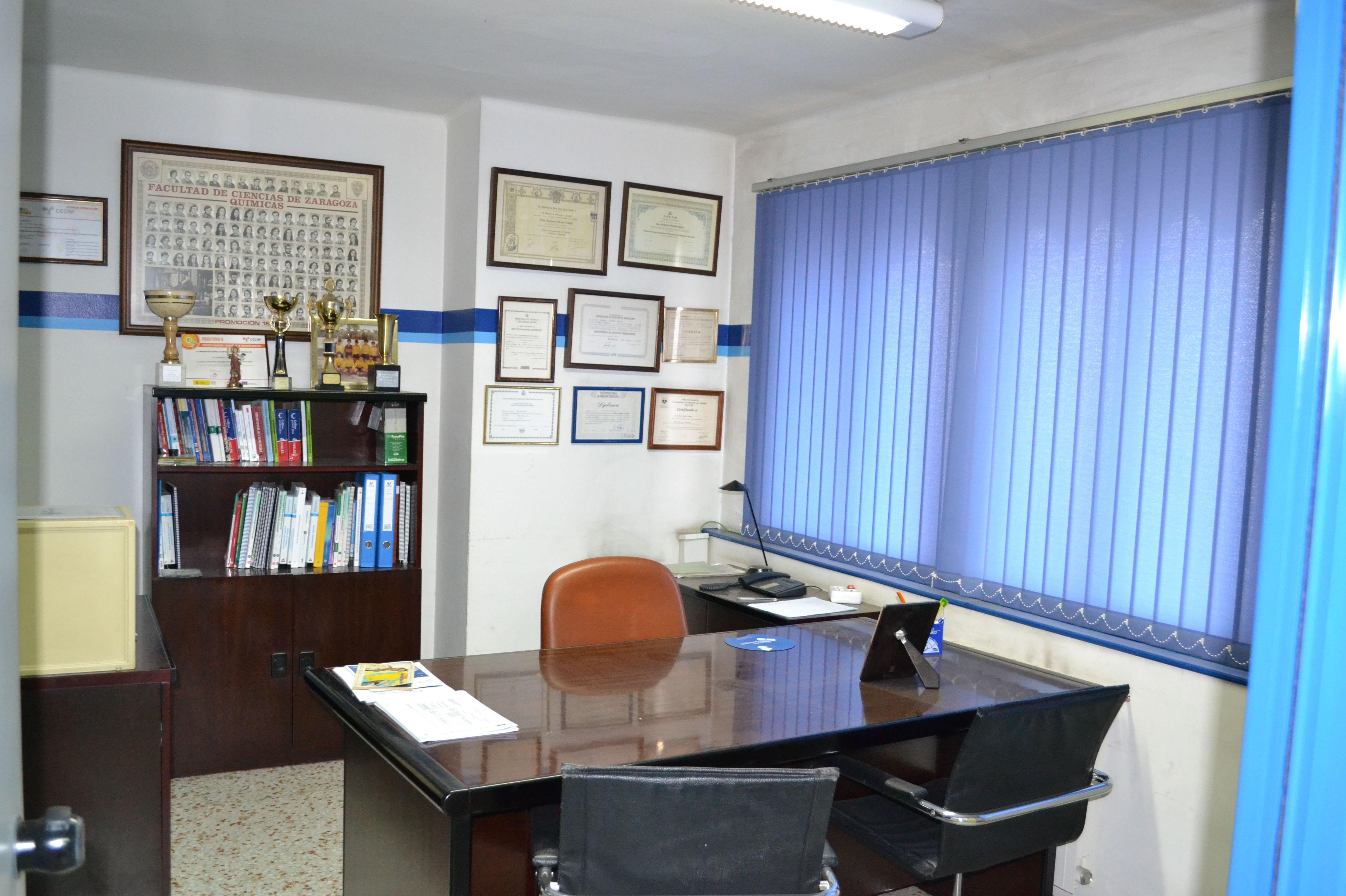 Academia de idiomas en Fraga, Huesca