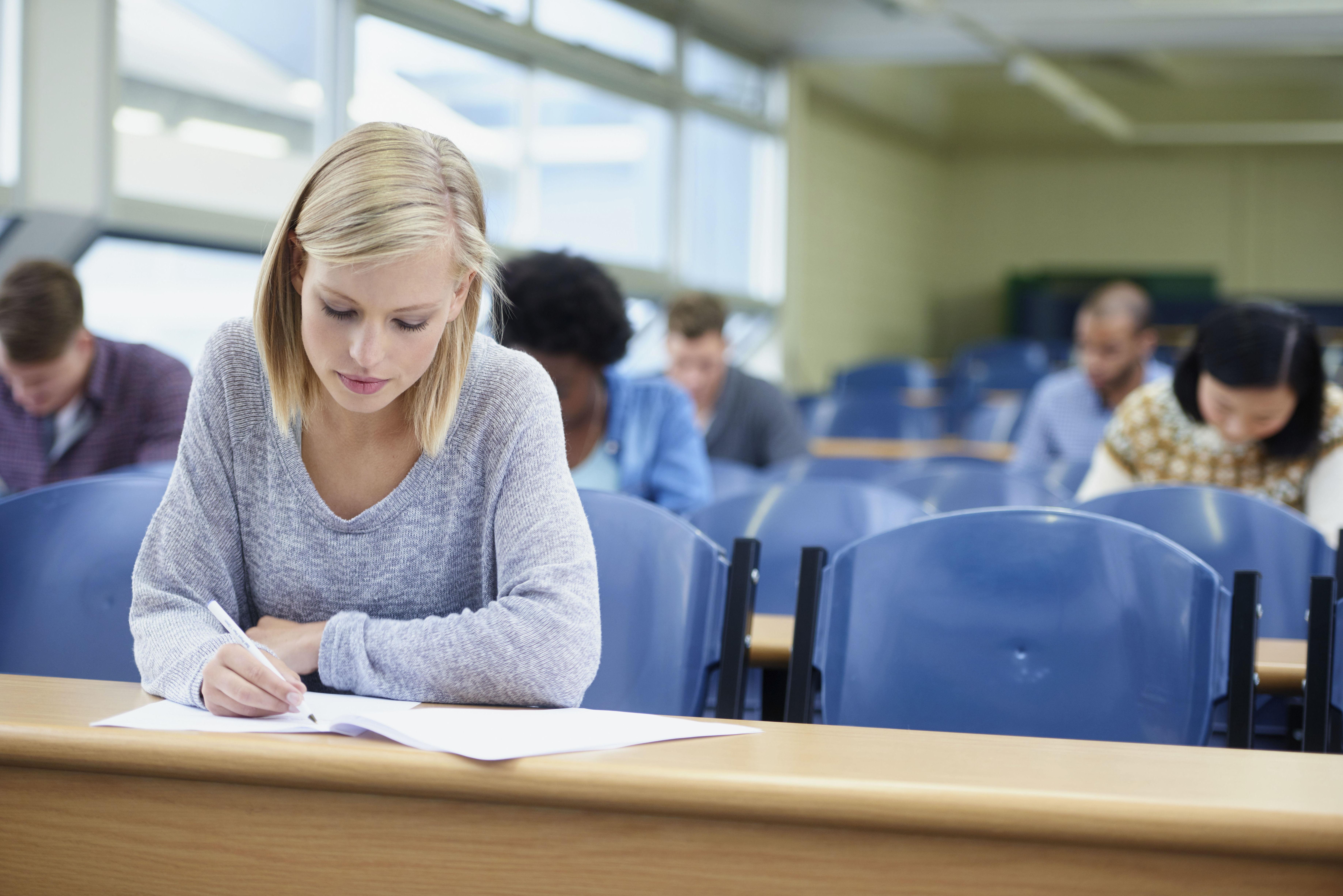 Preparación de exámenes