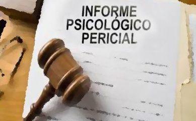 Peritaje judicial psicológico