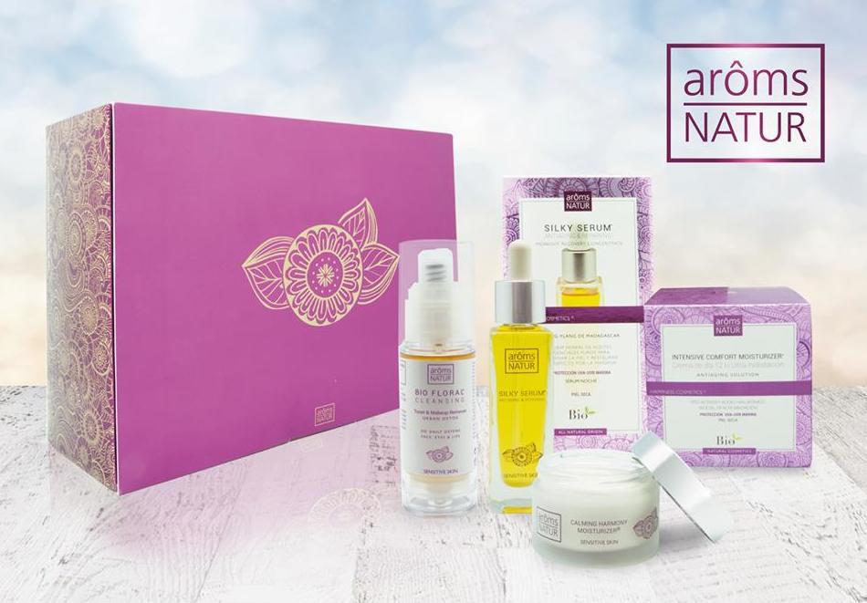 Alta cosmética 100% natural. Certificados BIO y ECOcert
