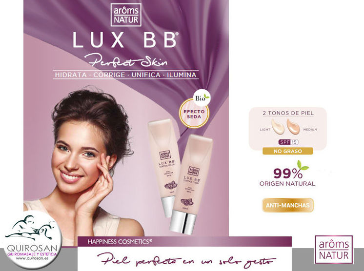 HAPPINESS LUX BB CREAMS: Servicios de Quirosan