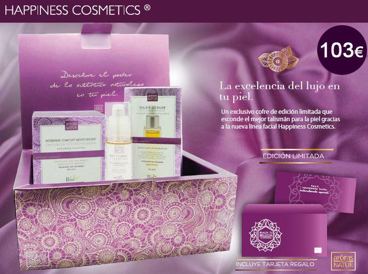 Cofre Edicion Limitada Happiness Cosmetics