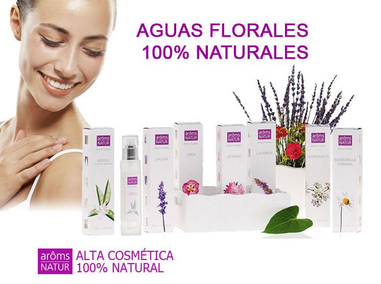 Aguas Florales 100% Autenticas: Servicios de Quirosan