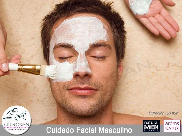 Cuidado Facial Masculino: Servicios de Quirosan