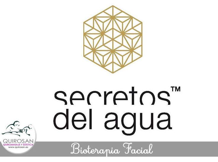 """Bioterapias FACIALES """"Secretos del Agua"""": Servicios de Quirosan"""
