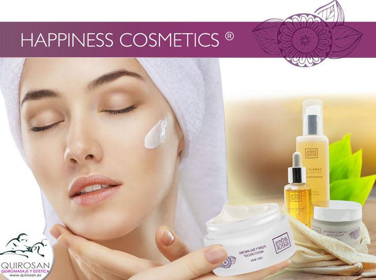 Limpieza facial GOLD ANTIEDAD: Servicios de Quirosan