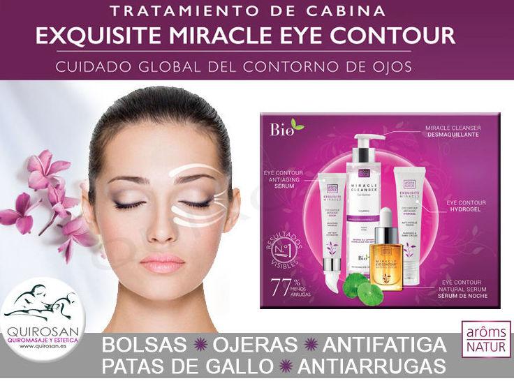 """Contorno de Ojos """"Mirada Perfecta"""": Servicios de Quirosan"""
