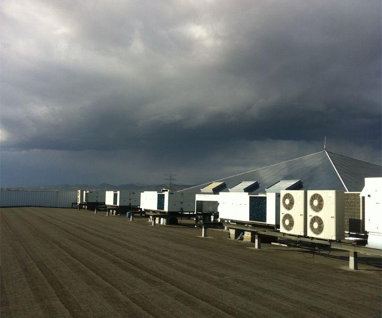 Electricidad y climatización en Cataluña