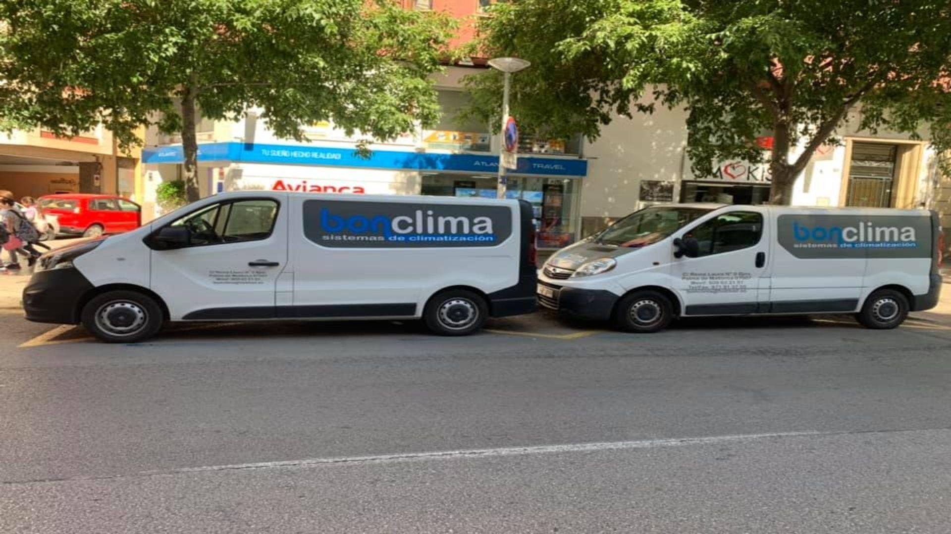 Foto 8 de Aire acondicionado en Palma de Mallorca | Bonclima Sistemas de Climatización