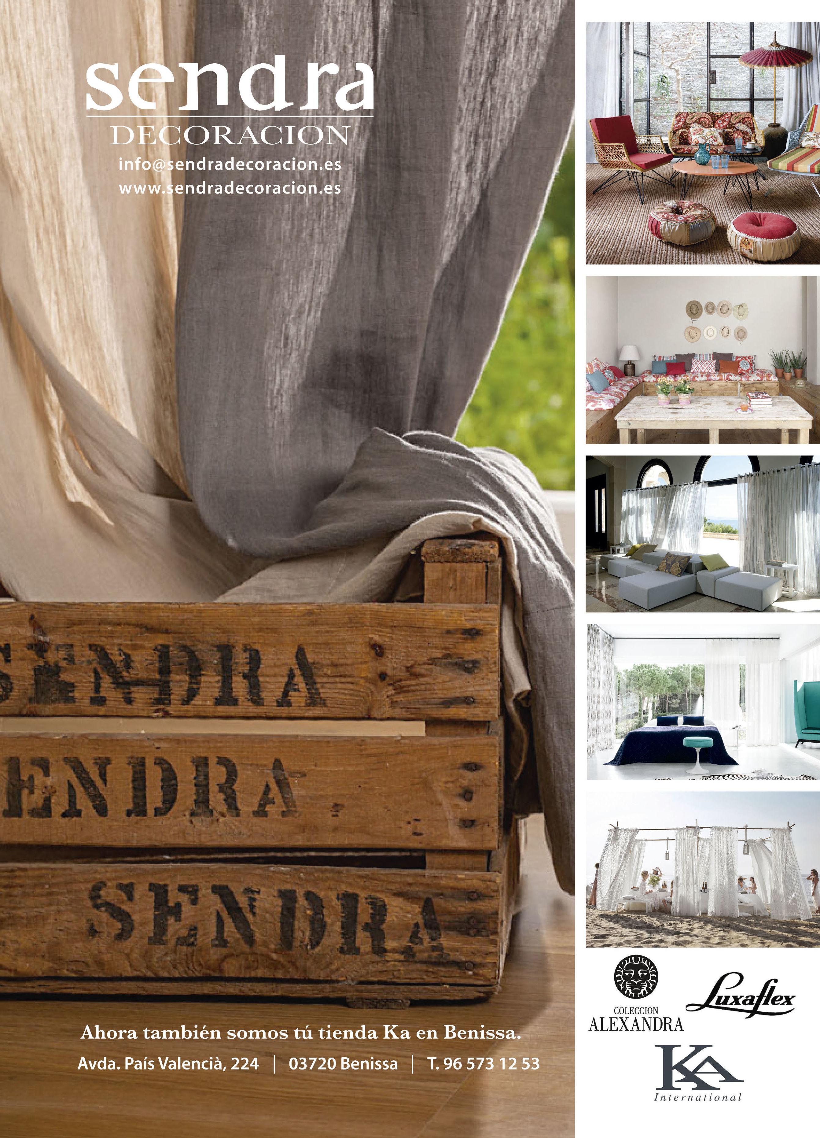 Foto 14 de Cortinas en Benissa | Sendra, S.L.