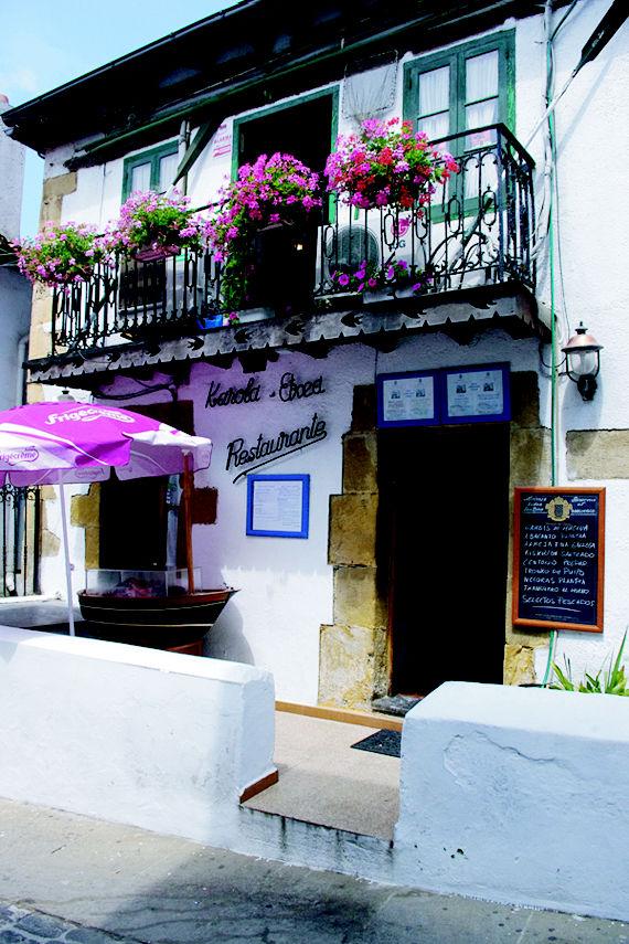 Foto 6 de Marisquerías en Getxo | Karola Etxea
