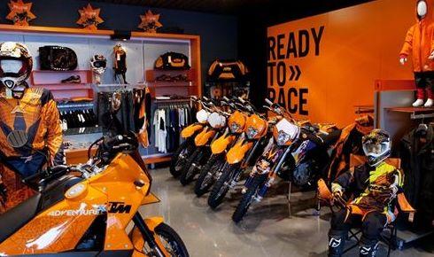 Venta y reparación de motos