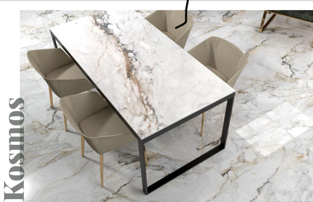 Porcelain top tables