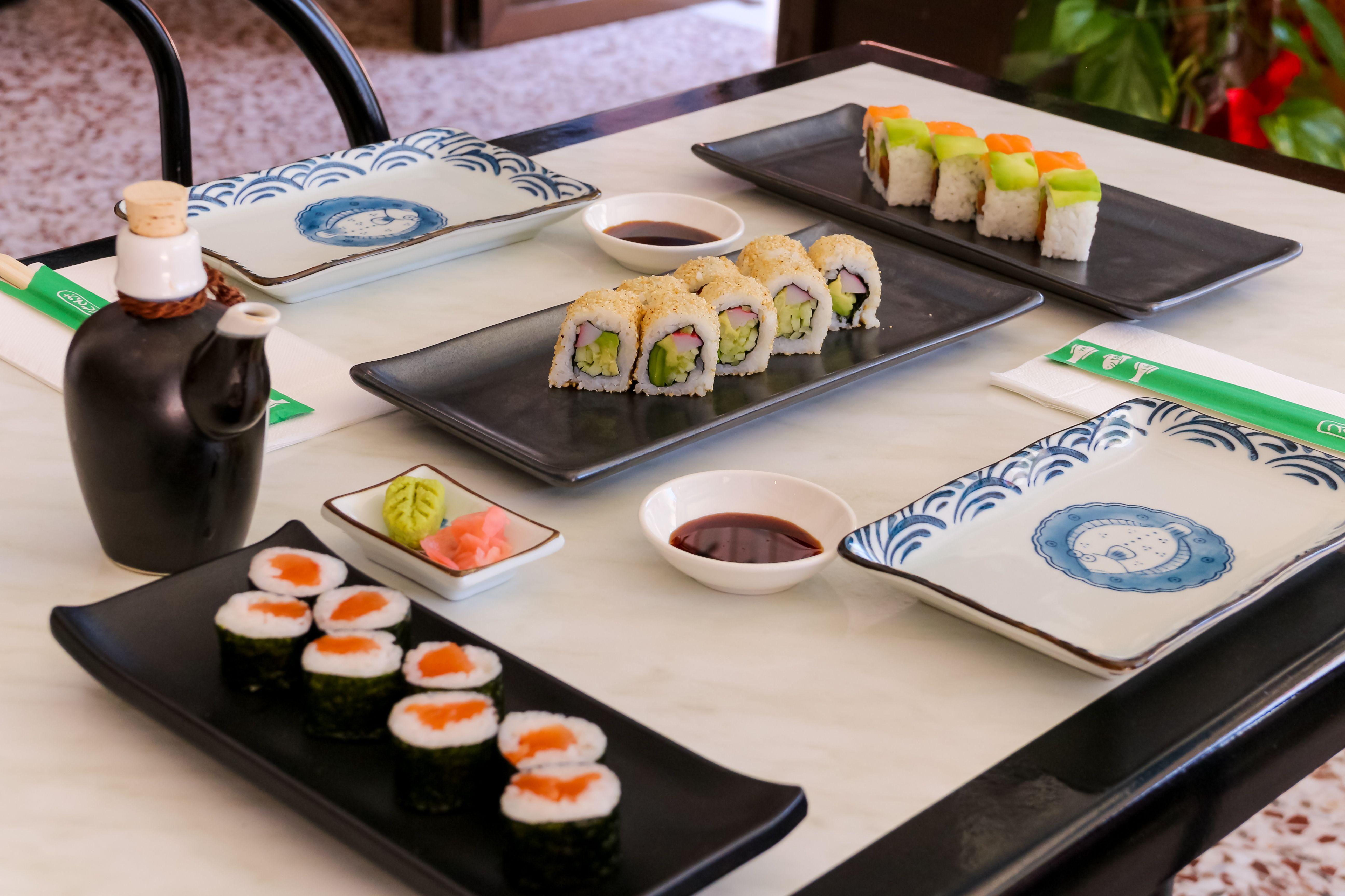 Sushi en Carabanchel, Madrid