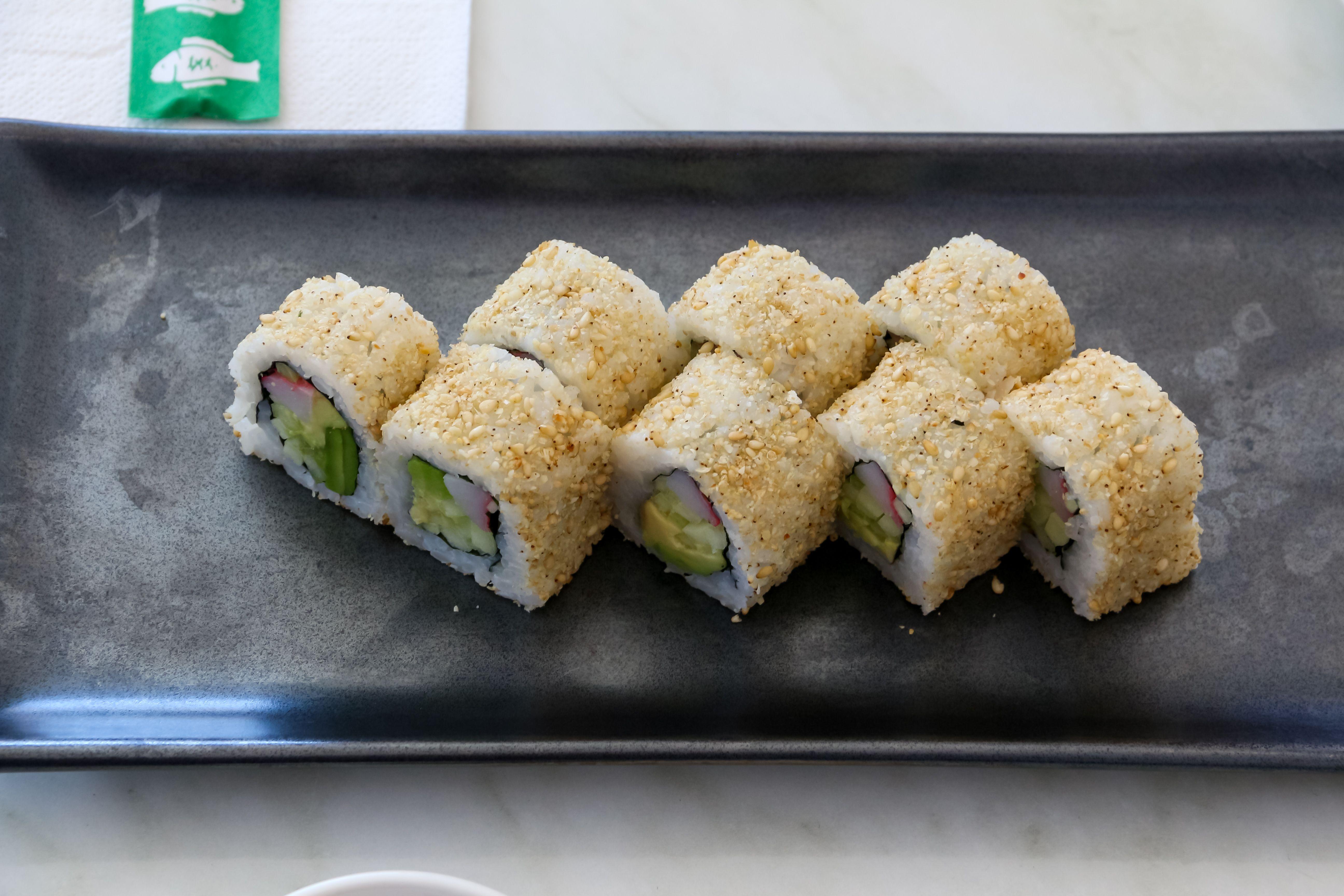 Comida japonesa a domicilio en Madrid