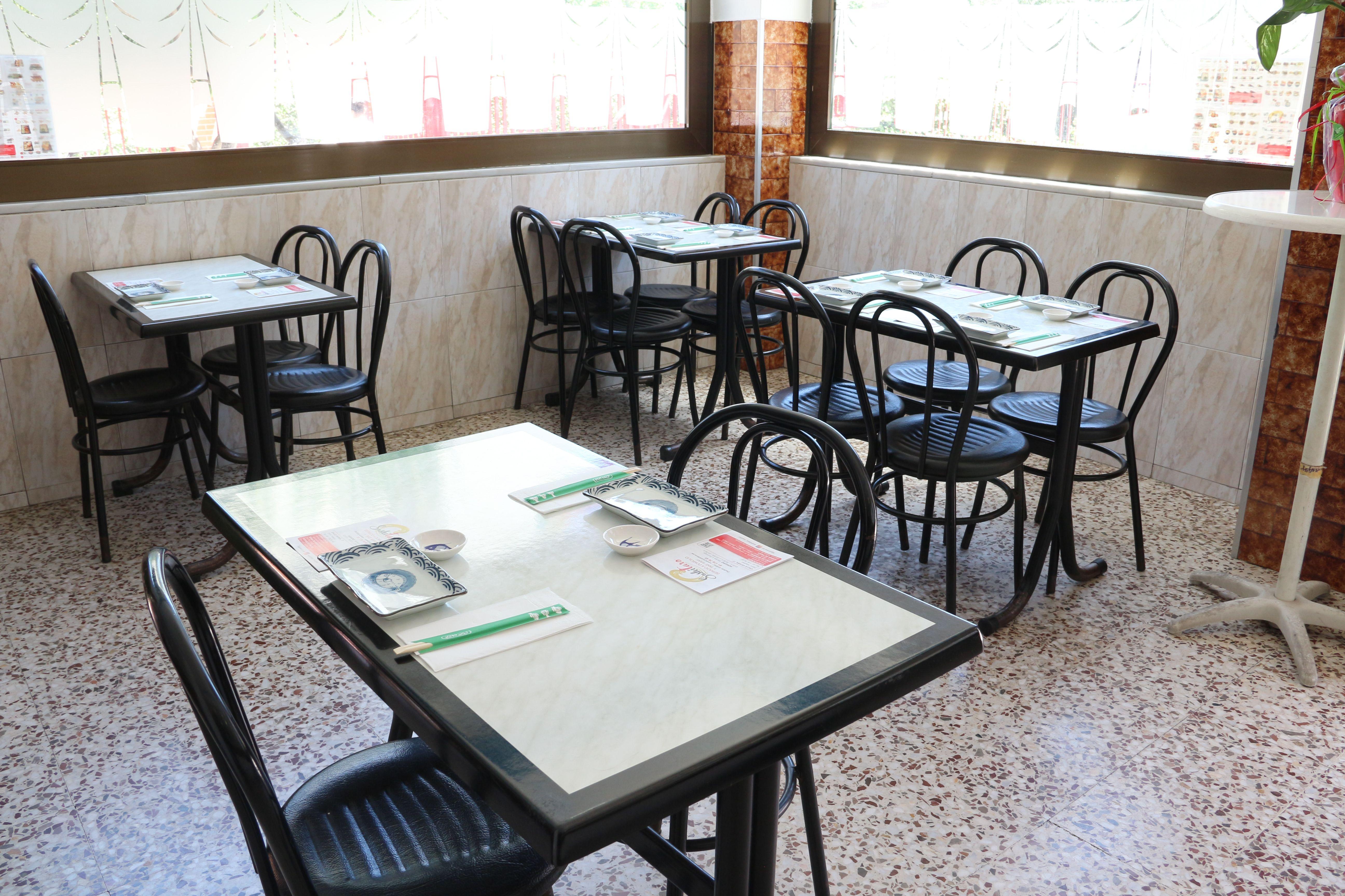 Servicio a domicilio de comida japonesa en Madrid