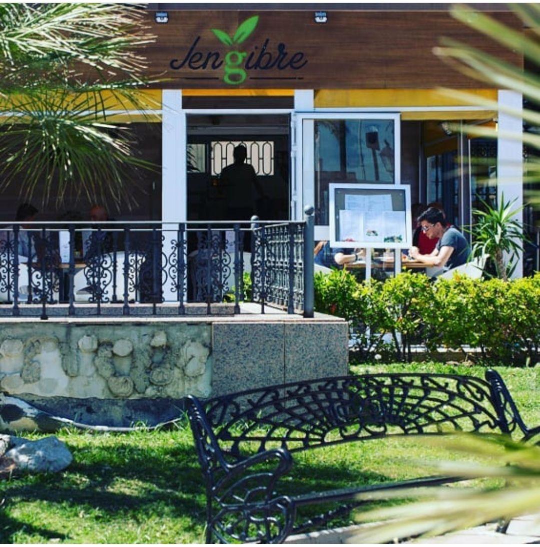 Restaurante de cocina vegetariana en Fuengirola