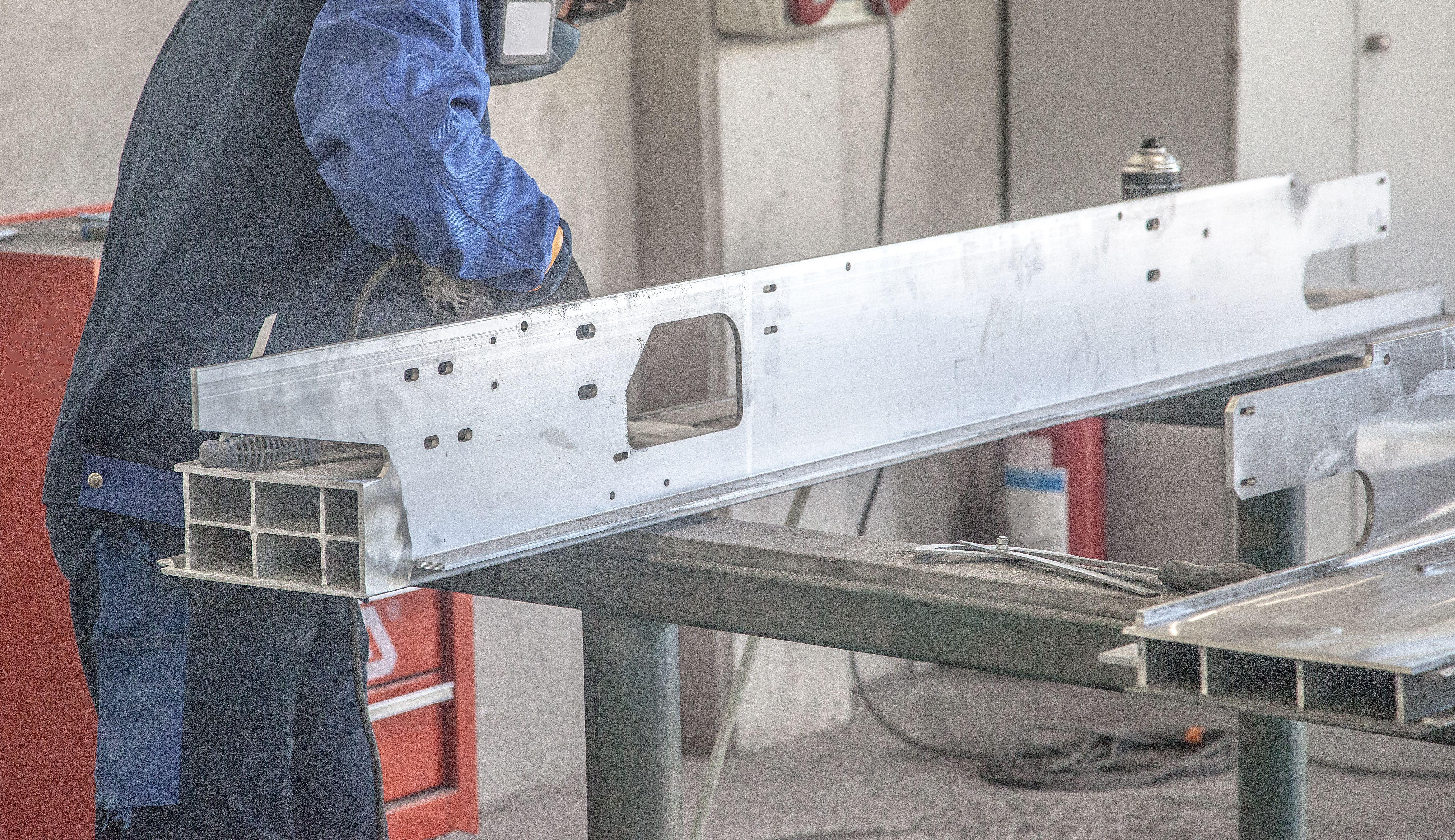 Venta, instalación y montaje de estanterías metálicas: Nuestros productos y servicios de Montajes Prigor
