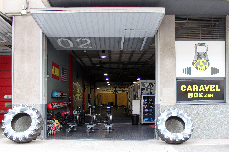 Foto 2 de Gimnasios en Alcobendas | Caravel Box