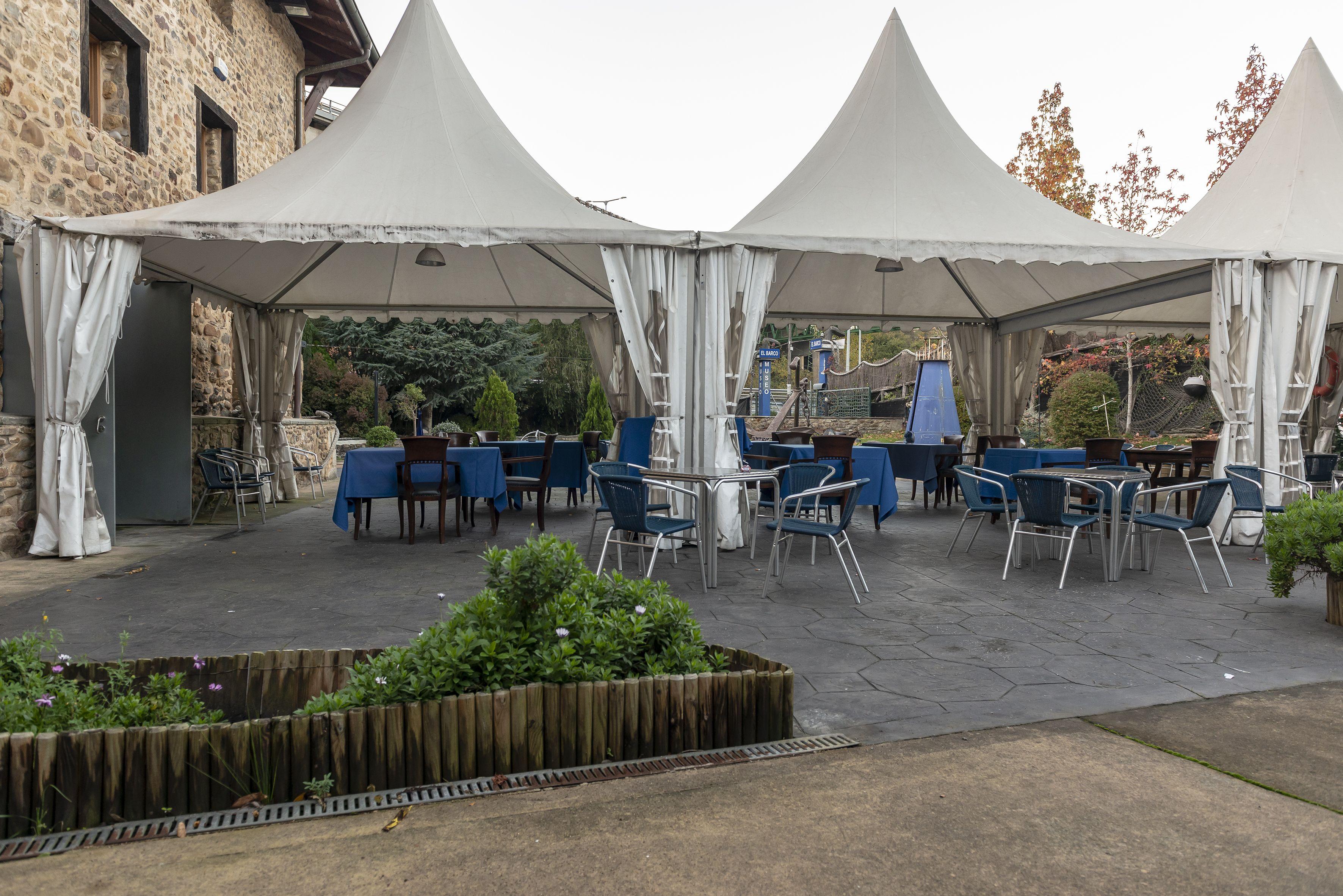 Foto 6 de Restaurante para celebraciones en  | Restaurante Untzigain