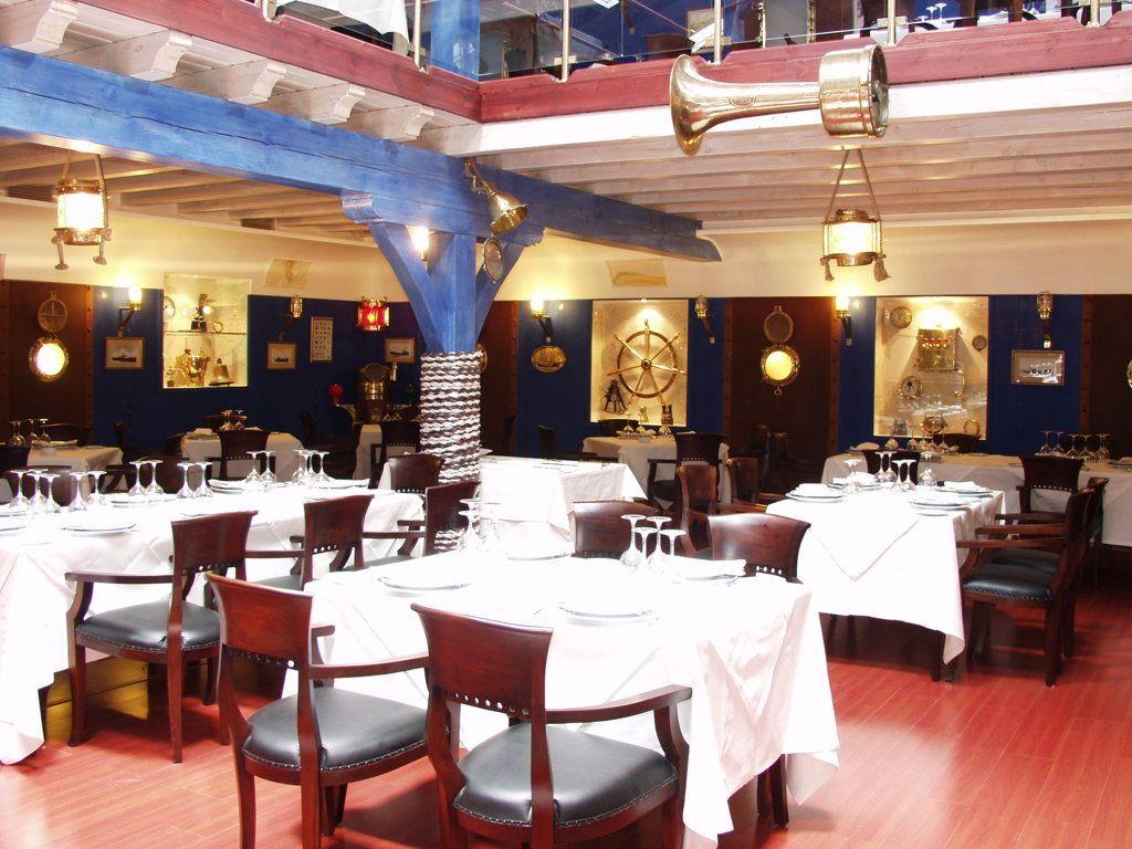 Restaurante para eventos en Vizcaya