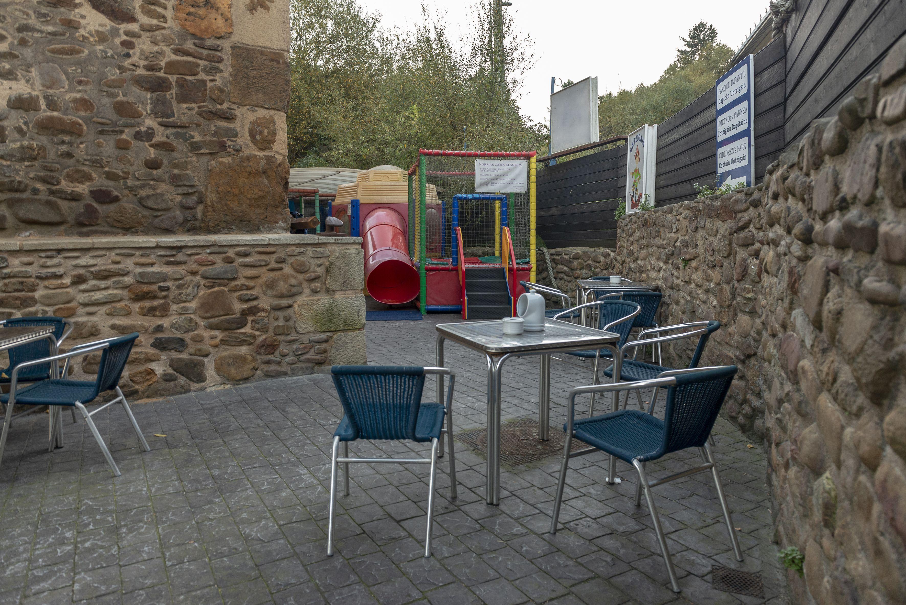 Foto 11 de Restaurante para celebraciones en    Restaurante Untzigain