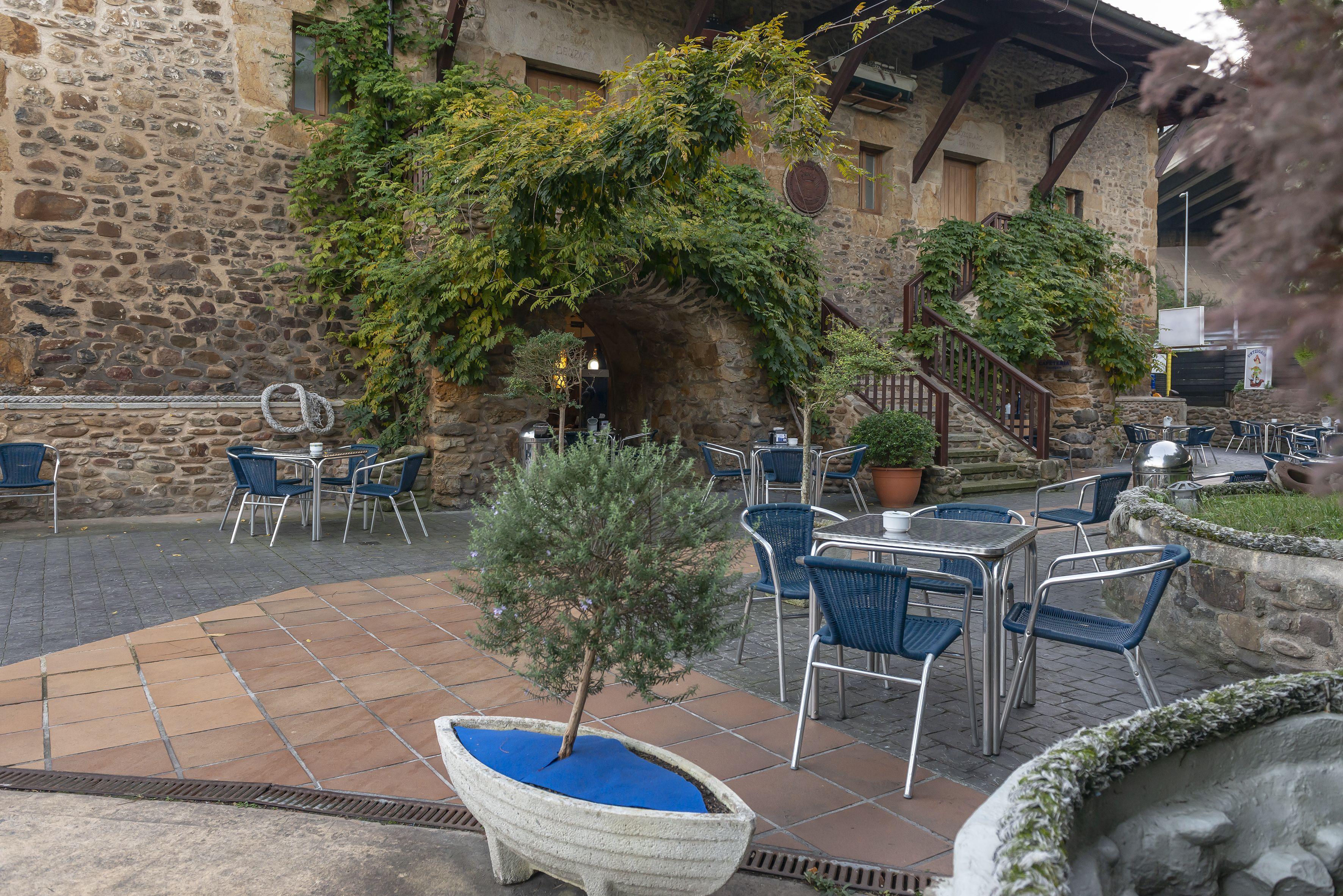 Foto 8 de Restaurante para celebraciones en    Restaurante Untzigain