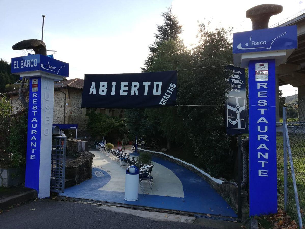 Restaurante en Arrigorriaga