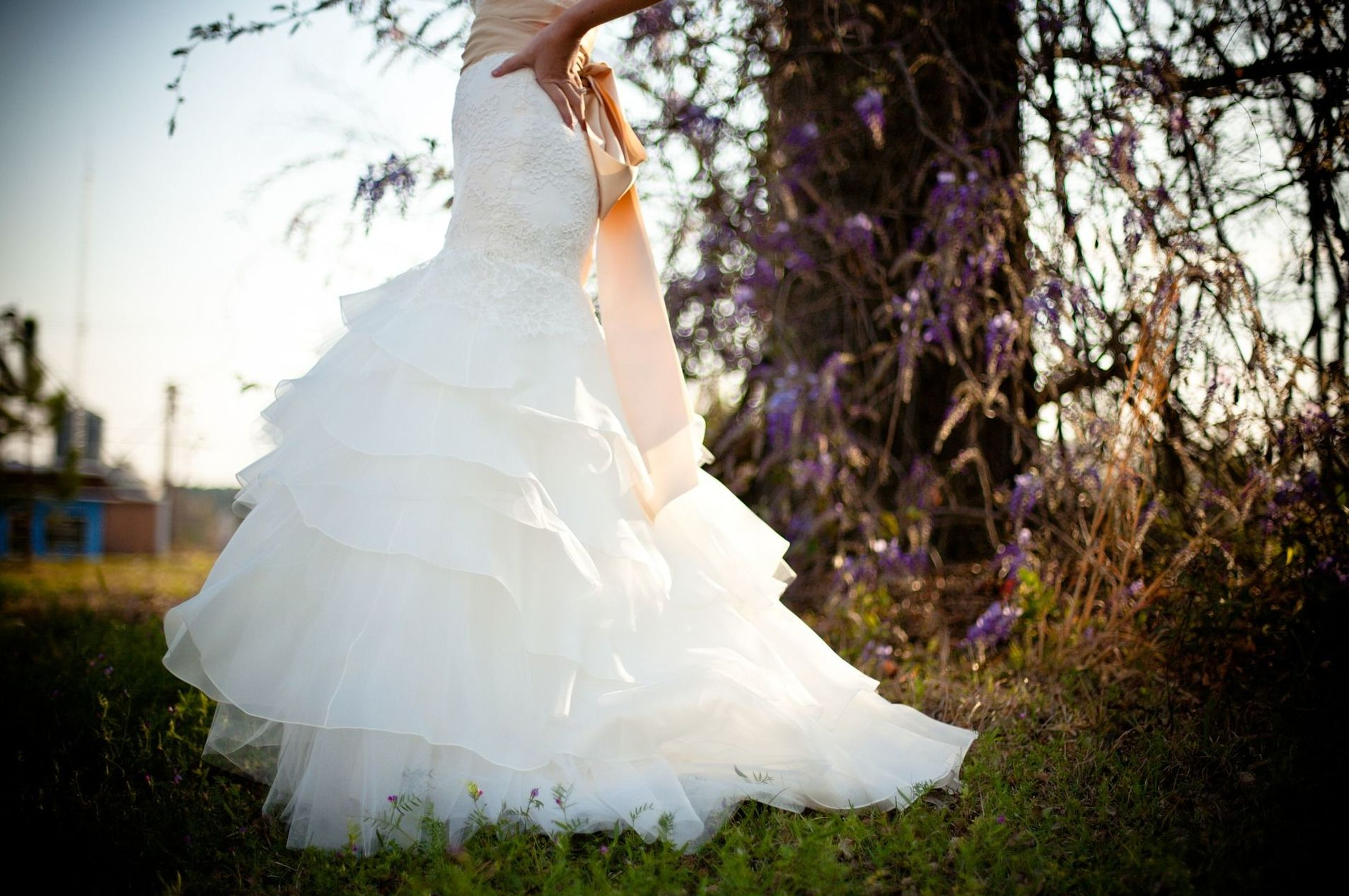 Tintorería especializada en limpieza de trajes de novia y de fiesta en Madrid