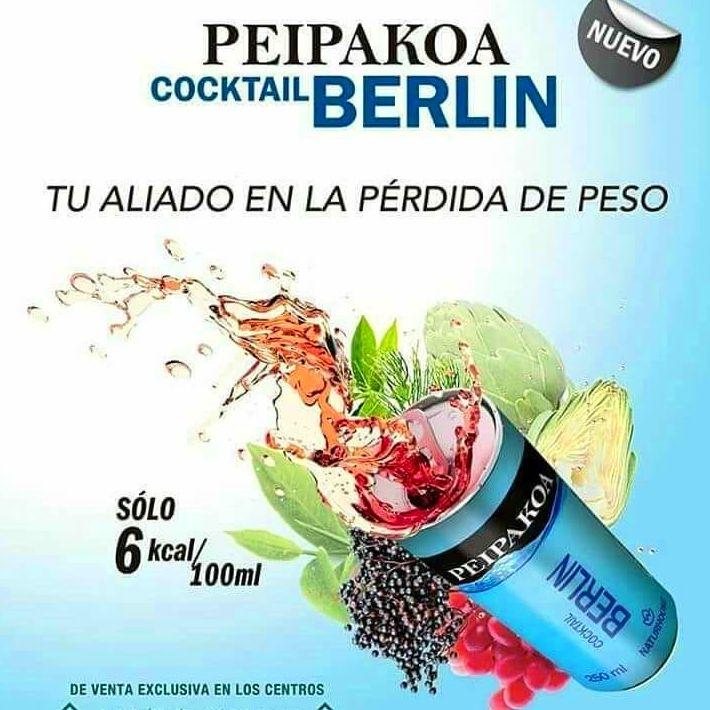 Tomarte algo fresquito y manten la linea este verano con nuestro Coctel Berlin, una bebida a base de extractos de alcachofa, diente de león, sauco, ulmaria, inulina y frutos rojos que te ayudará a eliminar la retencion de líquidos