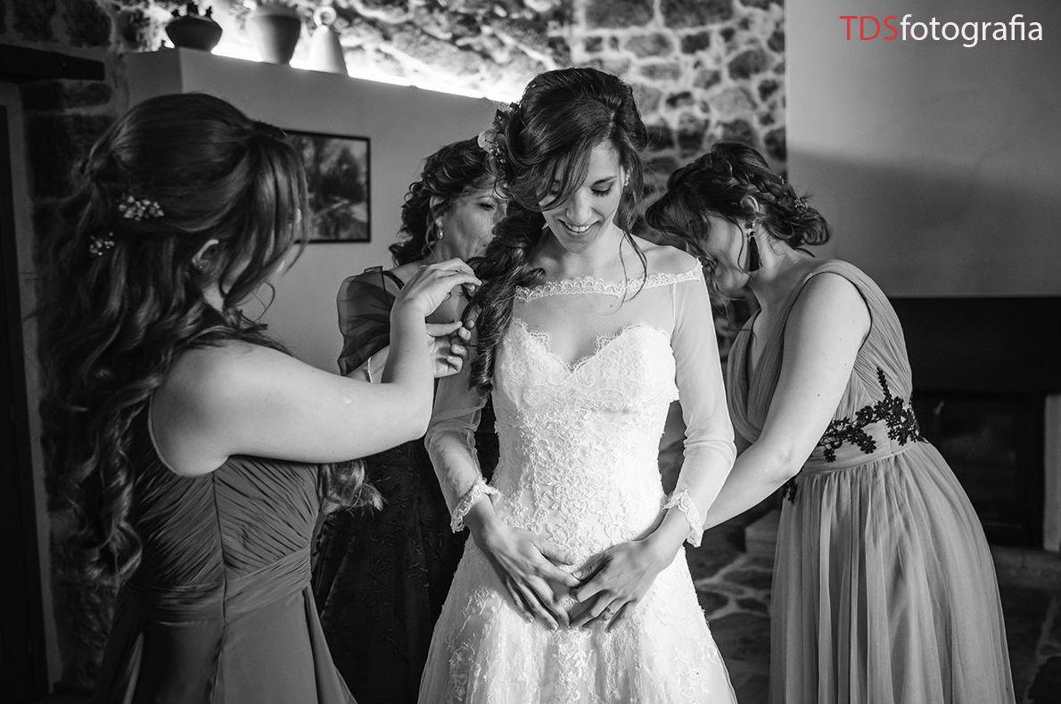 Foto 4 de Reportajes de boda en Barcelona | TDSfotografía