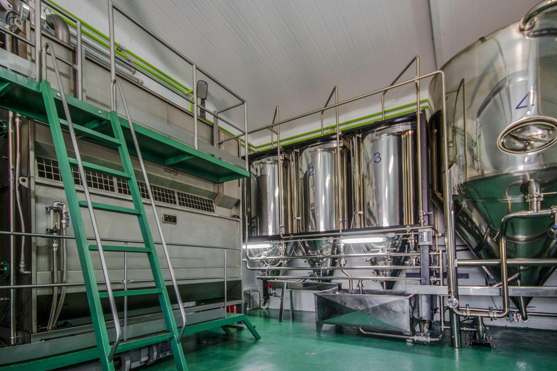 Interior de nuestras instalaciones en Jaén
