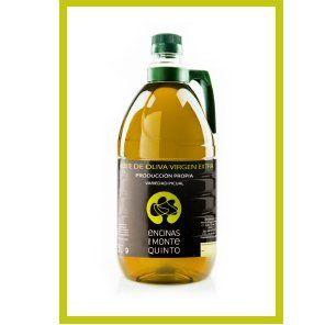 Garrafa de aceite de oliva virgen extra Encinas de Montequinto