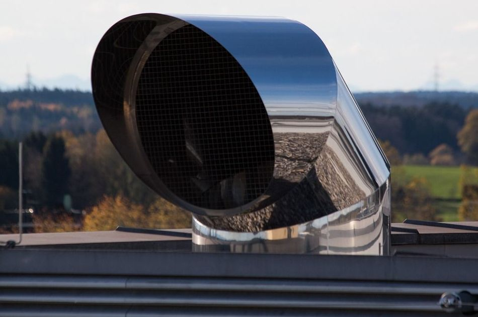 Ventilación, extracción con conductos : Servicios   de Tecni-Clima Pamies
