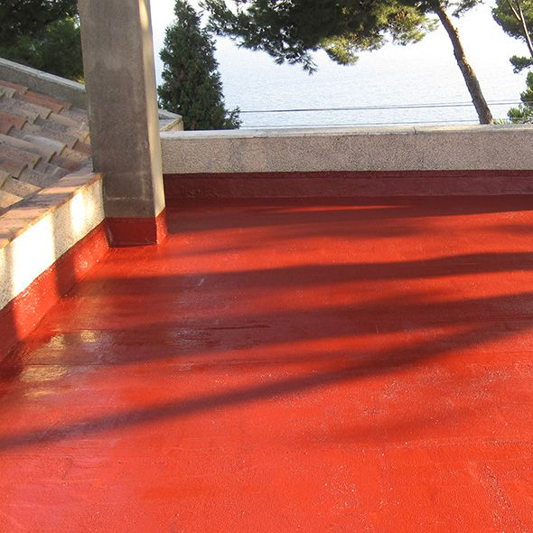 Sistemas de impermeabilización en Barcelona
