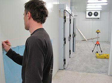 Reparación y mantenimiento: Sistemas de A-Floor