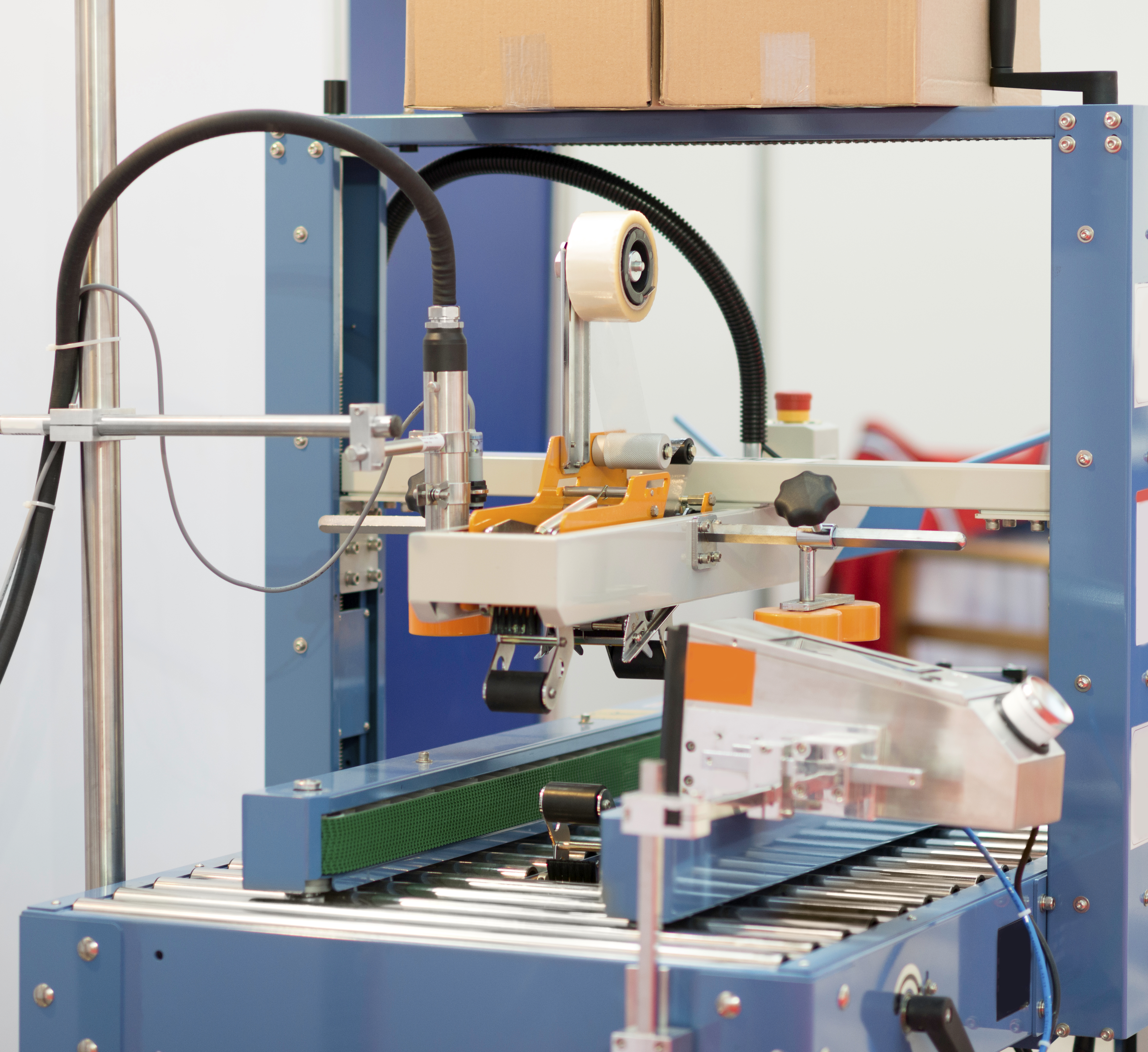 Reparaciones de averías en maquinaria industrial: Servicios de FJM