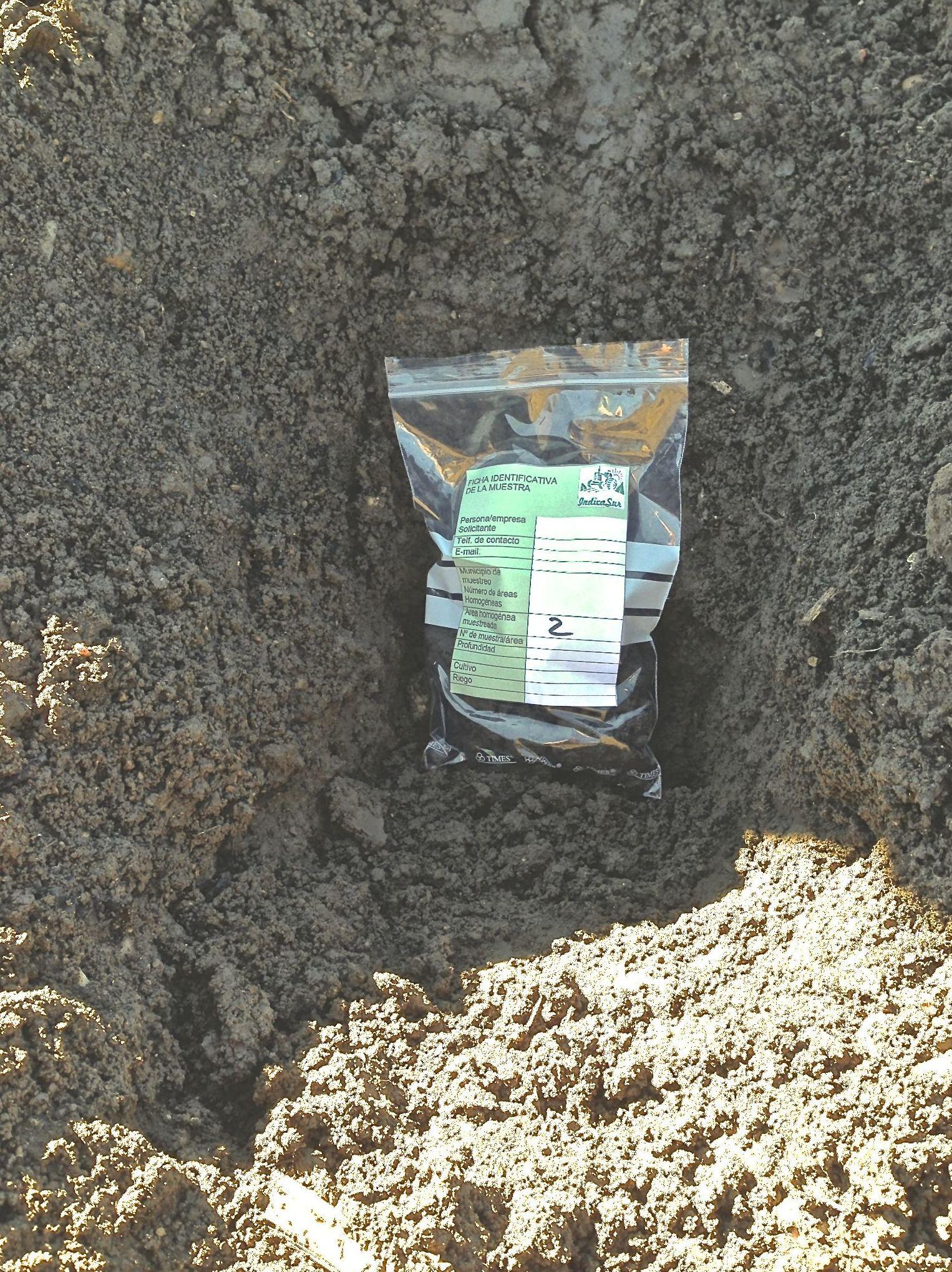 Análisis de suelo: Nuestros servicios    de Indica Sur SL