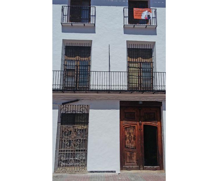 Rehabilitación de fachadas en Tavernes de la Valldigna