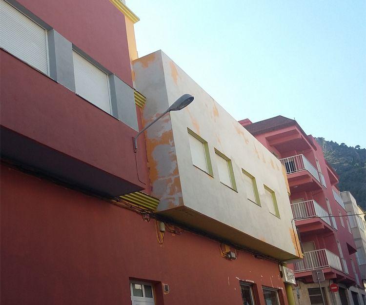 Especialista en rehabilitación de fachadas en Tavernes de la Valldigna